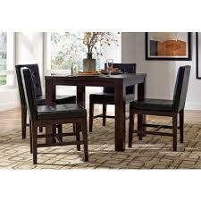 athena square dining room set