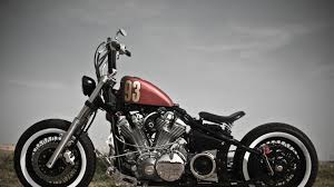 harley davidson sportster bobber ps4wallpapers com