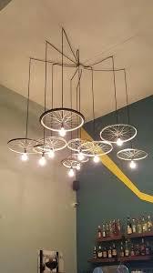 paper mache chandelier the bicycle chandelier paper mache jellyfish chandelier