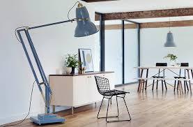 indoor floor lighting. Anglepoise Giant Floor Lamp Delightful On Within Launches Stunning New Indoor Outdoor Lamps 1 Lighting