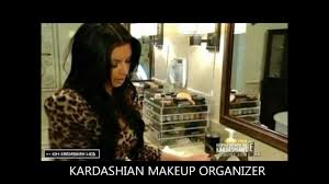 acrylic makeup organizer just like the celebrities it at sherrieblossom you