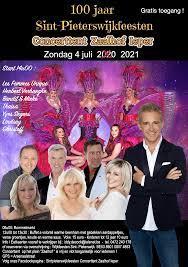 Sint-Pieterswijkfeesten met Les Femmes Unique, Herbert Verhaeghe, Bandit &  Mieke, Thaisa , Yves Segers, Lindsay, Christoff. Gratis toegang!