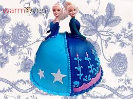 Barbie Cake Barbie Doll Birthday Cake Warmoven