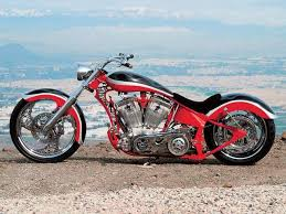 wicked image custom chopper