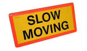 Image result for slow moving