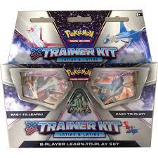 Pokemon 2015 Trainer Kit Deck - Walmart.com - Walmart.com