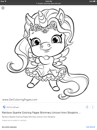 Pin By Tia On Colouring Shopkins Shoppies Shopkin Coloring Pages