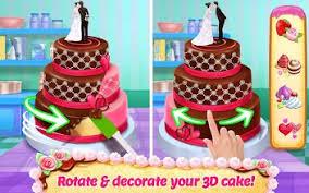 Real Cake Maker 3d Bake Design Decorate Aplikasi Di Google Play