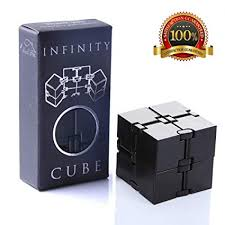 infinity cube fidget toy luxury edc fidgeting game for kids and s cool mini
