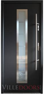 steel slab door idea steel slab door exterior doors incredible madrid stainless entry with glass home