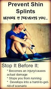 prevent shin splints shin splint