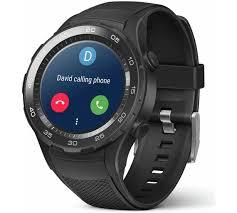huawei smartwatch black. huawei watch 2 bluetooth sport smart - black smartwatch