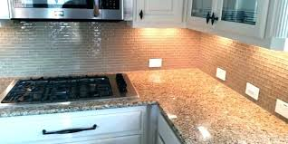 Installing Glass Mosaic Tile Backsplash Mesmerizing Tile Backsplash Corner Installing Glass Tile In Corners Tile Corner