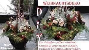 Weihnachtsdeko Aussen Weihnachten 2019