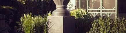 garden pillars. Garden Pillars