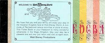 disney world ticket s