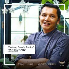 Gardin Bali - Meet Chef Ivan Leonard, our young and... | Facebook