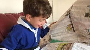Αποτέλεσμα εικόνας για διαβασμα εφημεριδας