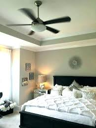 master bedroom ceiling fans interior elegant with regard to what size fan for right ceiling fan size for bedroom
