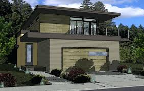 Moderncontemporary Garage Plans With Loft Modern Apartment House. Full  Image for Moderncontemporary ...