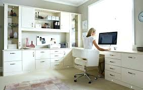 Diy Fitted Home Office Furniture  Fancy Cabinets Nenya.me