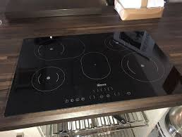 neff 5 zone induction hob brand new now sold