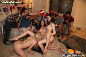 PornDeliverer.Com Drunk College Girls Go Crazy College Sex.