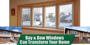designing bay bow replacement windows