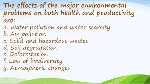 environmental degradation ppt