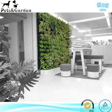 plant pot for wall decoration