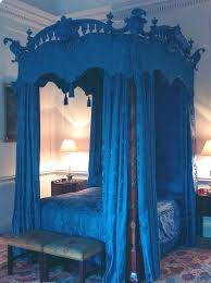 Black Bed Canopy Bedroom Decoration Sheer Curtains Twin Size Panels ...