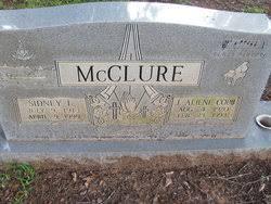 Johnnie Aliene Cobb McClure (1920-1993) - Find A Grave Memorial