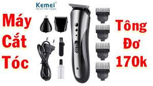 Mở Hộp hướng dẫn lắp ráp máy cắt tóc Kemei KM-1407 | Tông đơ cắt tóc đa ...