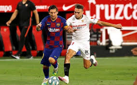 La liga kickoff time : Rusty Barcelona Held To Goalless Draw At Sevilla
