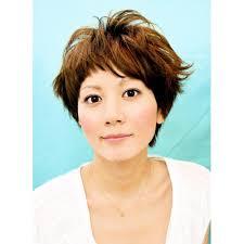 アシメマッシュ Renjishi Aoyamaレンジシのヘアスタイル 美容院