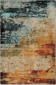oriental weavers sedona 6365a blue 9 10 x