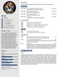 Successful Resume Format Cv In Tabular Form 24 Tabular Resume Format Templates Wisestep 18