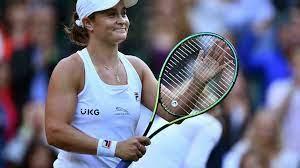 Barty sets up Wimbledon Last 16 clash ...