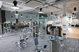 gym led lighting installations