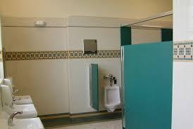 school bathroom. Bathroom School N
