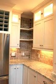 corner kitchen cabinet ideas. Corner Cabinet Ideas Kitchen Best E