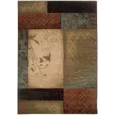 home decorators collection hillsborough multi 7 ft x 10 ft area rug