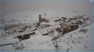 Resultado de imagen de Valdelinares (Teruel) nevado