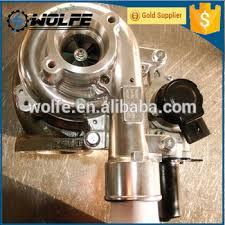 Precision turbocharger for toyota HILUX LAND CRUISER PRADO 3.0T ...