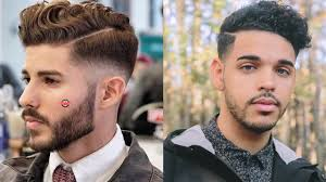 Mens Haircuts 2016 For Thick Curly Hair