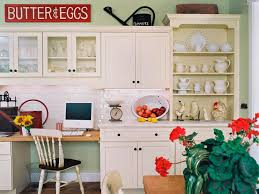 40 Ideas For Decorating Above Kitchen Cabinets HGTV New Decorating Above Kitchen Cabinets