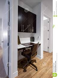 apartment home office. Home Office Nook In New Modern Apartment