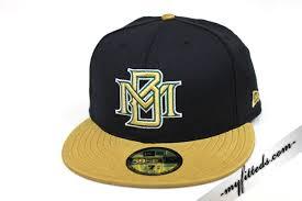 casper ghosts baseball hat. milwaukee brewers navy/gold/f.grn \u002796 new era fitted cap casper ghosts baseball hat b