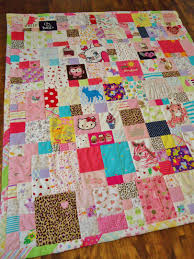 Baby Clothes Quilt by Lux Keepsake Quilts | Baby Blanket ... & Baby Clothes Quilt by Lux Keepsake Quilts Adamdwight.com