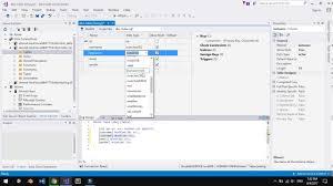 Visual Studio Design Tools How To Make Local Database In Visual Studio 2017